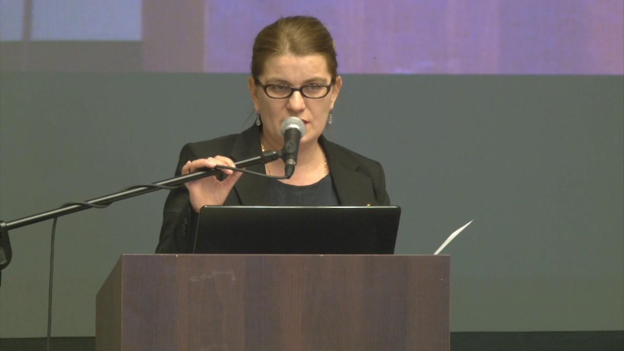 Katarzyna Szczerbowska – I Kongres Zdrowia Psychicznego