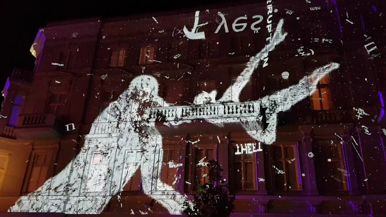Light.Move.Festiwal Łódź 2018, czyli historia opowiedziana obrazem
