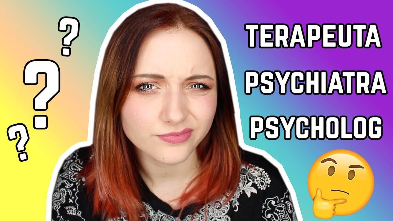 Psycholog, psychoterapeuta, psychiatra –czym się różnią? 🤔 Do kogo iść? | Hania Es