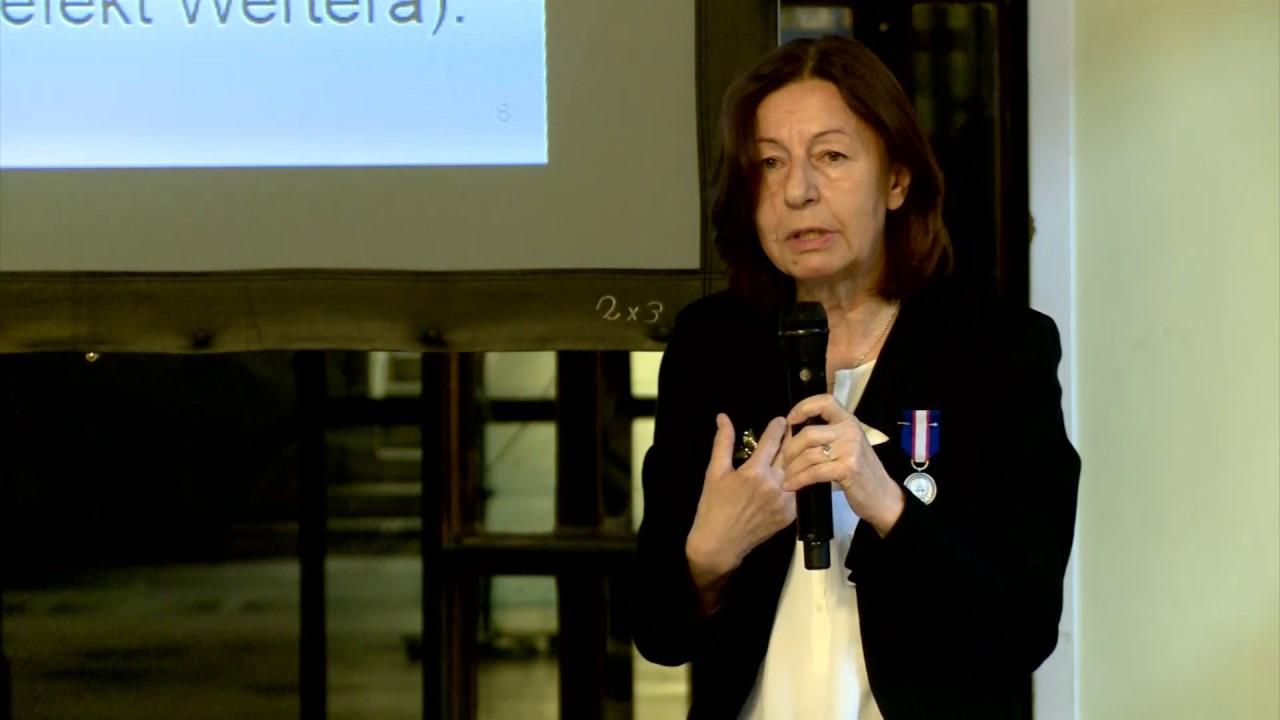 Agnieszka Gmitrowicz  – I Kongres Zdrowia Psychicznego