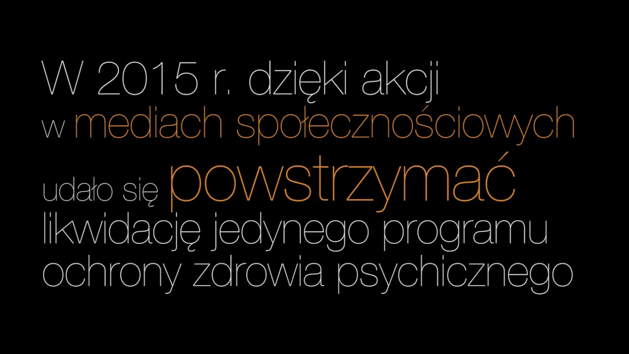 """""""Zapięta w pasy spędziłam kilka tygodni"""" - Marsz o Godność 8.05.2017"""
